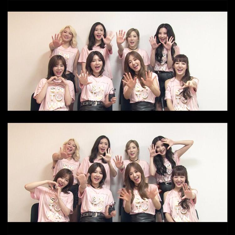 少女時代 (2007年出道) 當時年紀 18歲-太妍、珊妮、蒂芬妮、孝淵、俞利 17歲-秀英、潤娥 16歲-徐玄