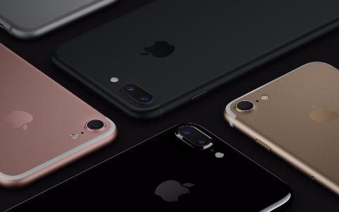 最後她真的拿到20支iPhone 7,而且什麼顏色都有