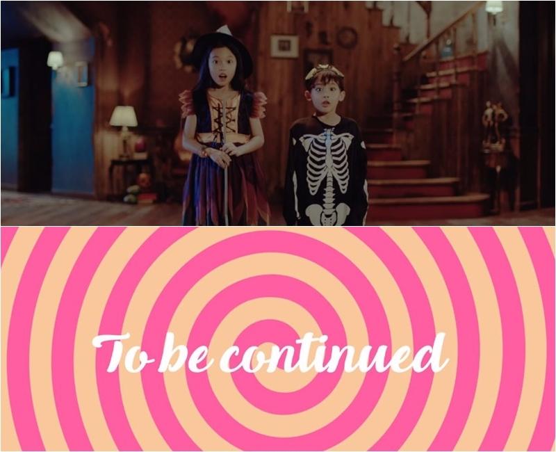 因為在MV的結尾,明明9位成員都已經在房間裡了,門外卻傳來不斷傳來敲門聲,而且還有「To be Continued」的字樣,雖然按照JYP家的傳統…很可能是社長自己來敲門啦!(JYP~氣音),卻也被認為有可能會是新成員來訪的預告