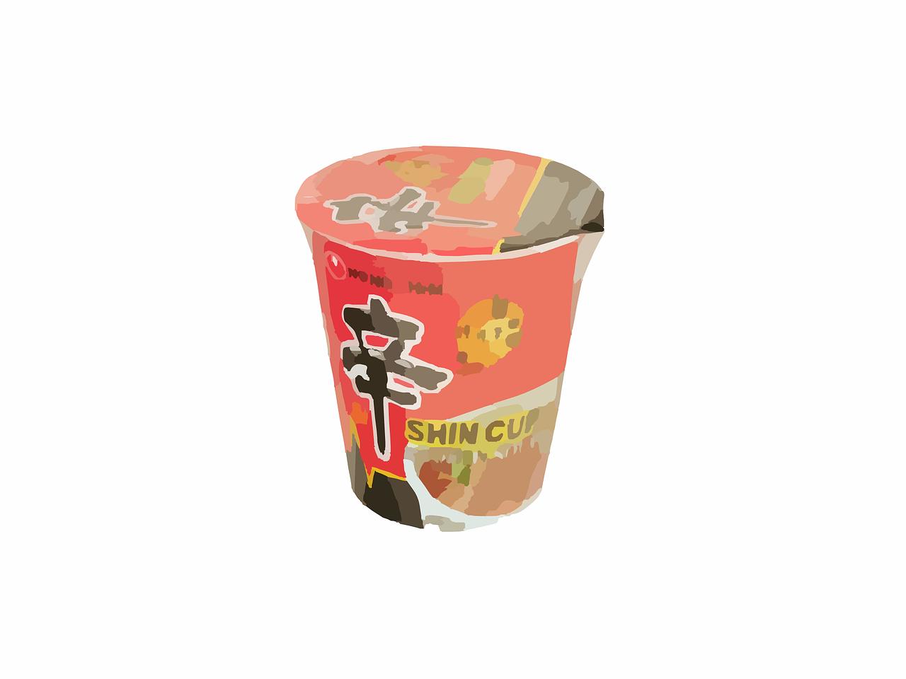 也就是說,台灣人最喜歡的外國泡麵是「辛拉麵」!