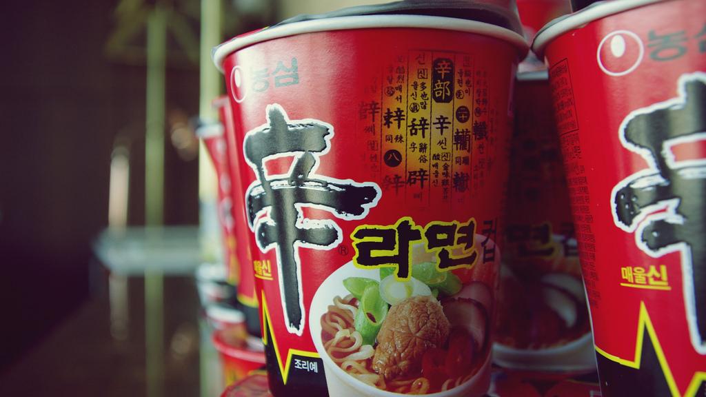 韓國大韓貿易投資振興公社表示,台灣消費者一向偏愛本土泡麵,「辛拉麵」能排到第3其實是很不容易的事