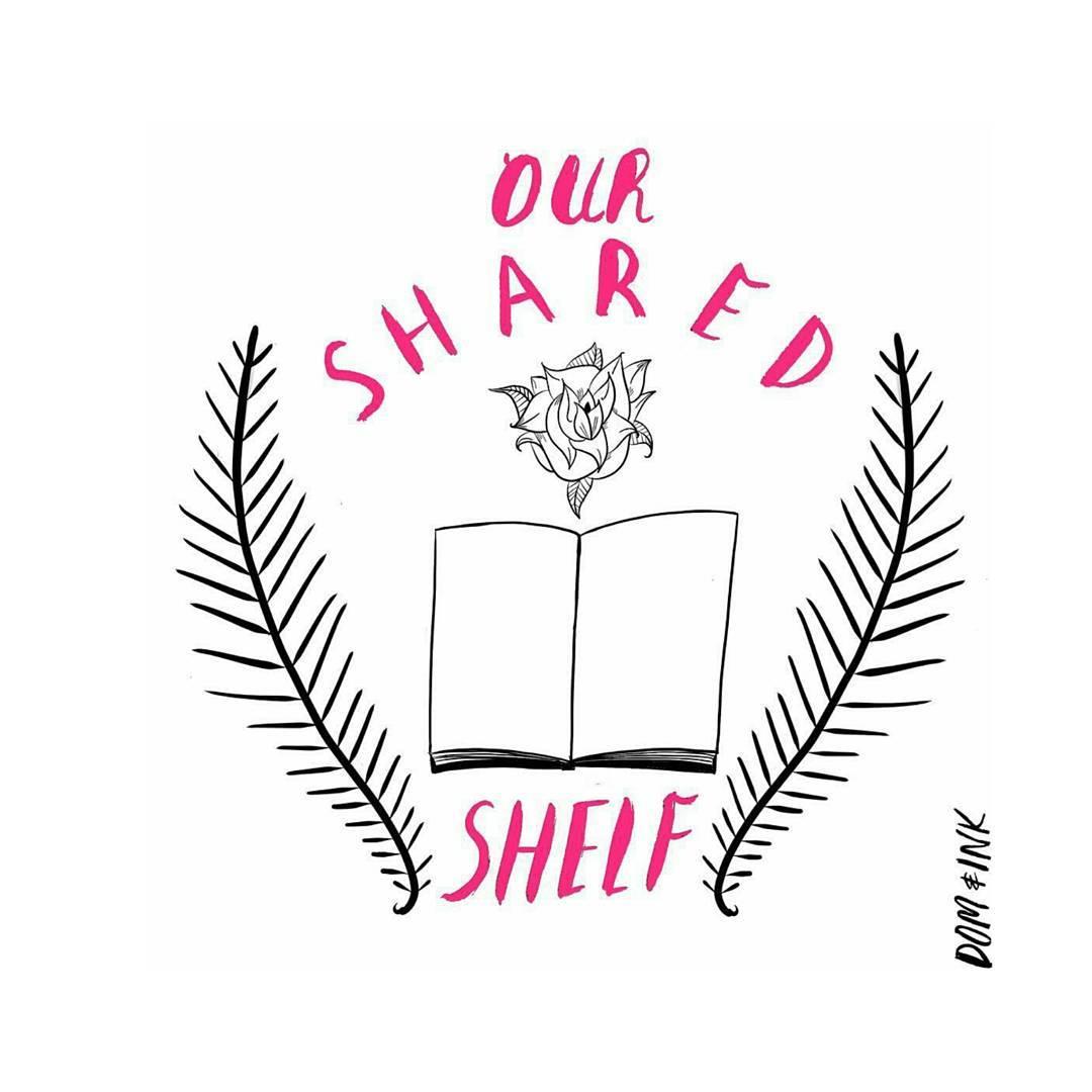 艾瑪也創了一個讀書會,叫「我們的分享書櫃」(Our Shared Shelf),定期都會閱讀、分享女性文學經典