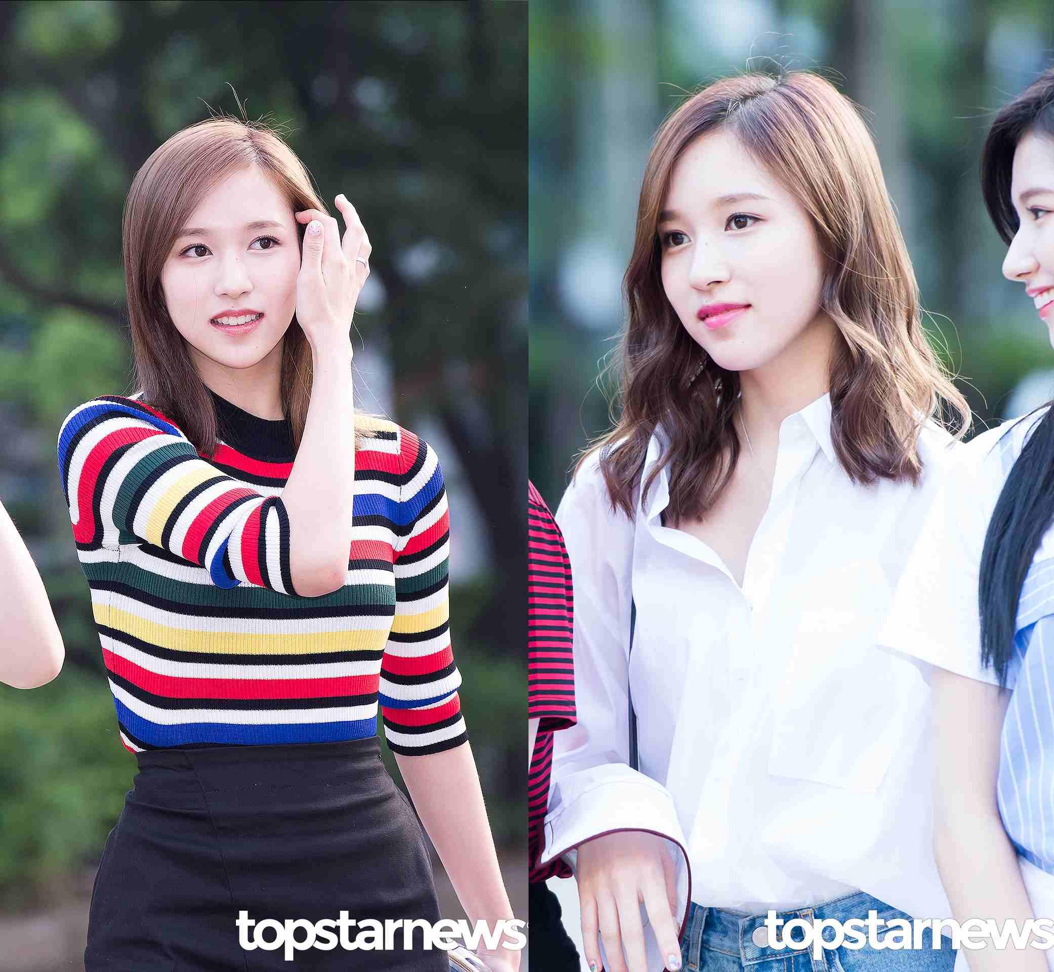 直髮 VS 捲髮 ,你更哪一種髮型的Mina?歡迎一起來留言討論。