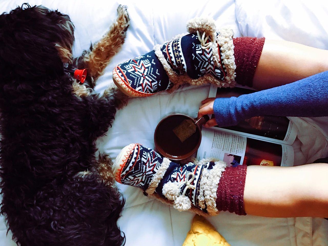 天氣越來越冷,再冷一點就要拿雪靴來穿了