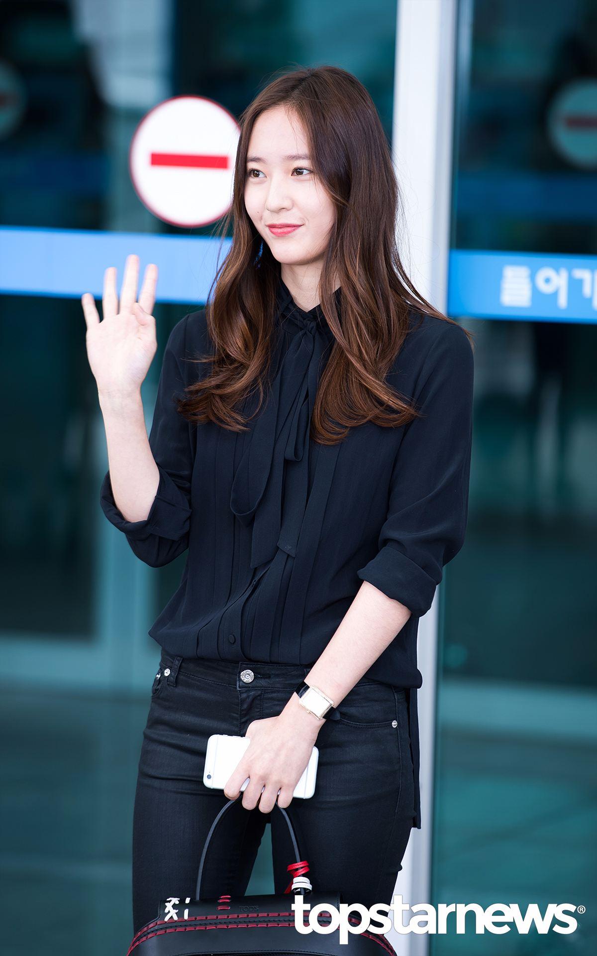 8位 Krystal (f(x))  7位 Ji-hye Kim (To-Ya)