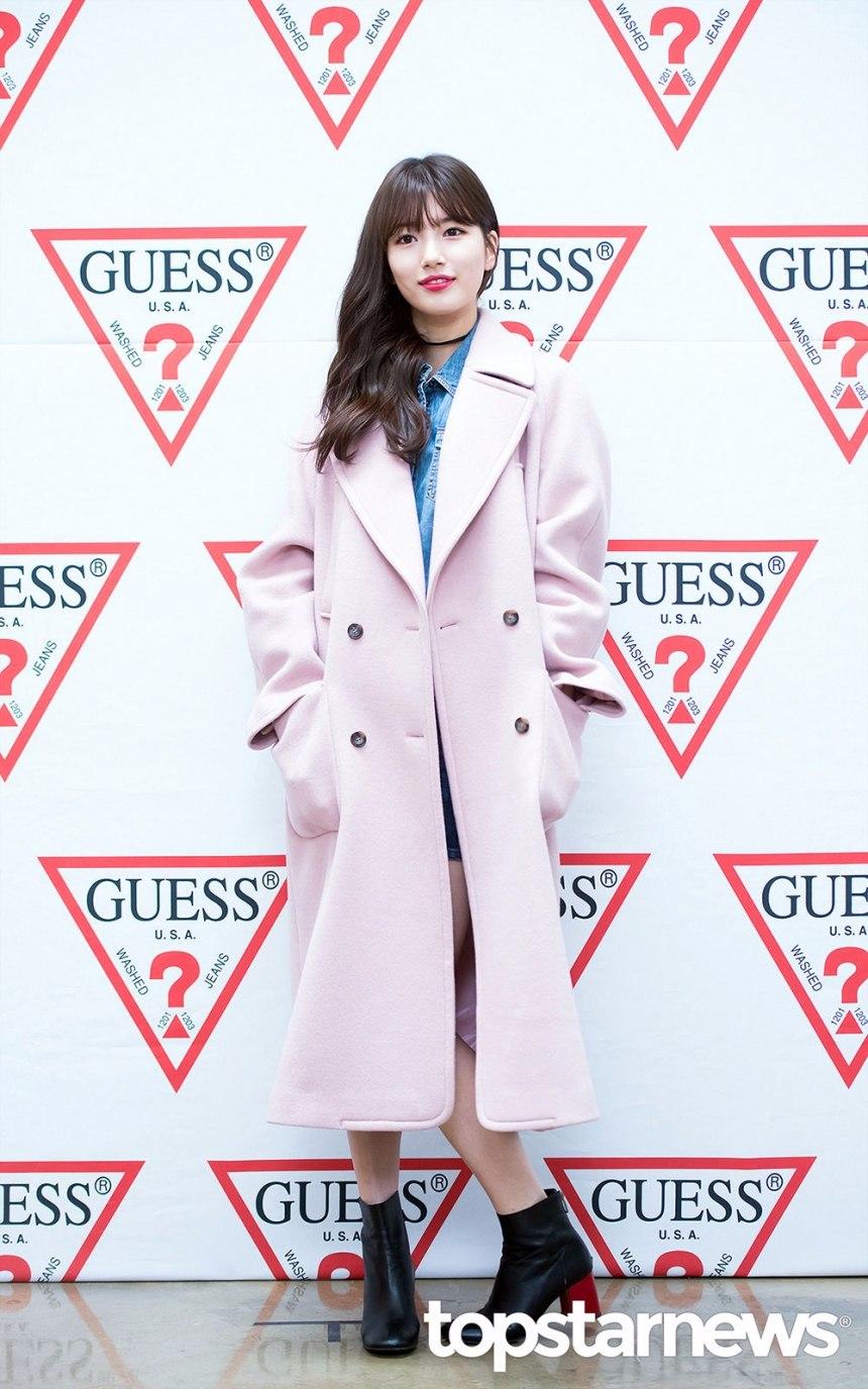 3位 秀智(miss A) 1994年生 得票數:約40萬5千票