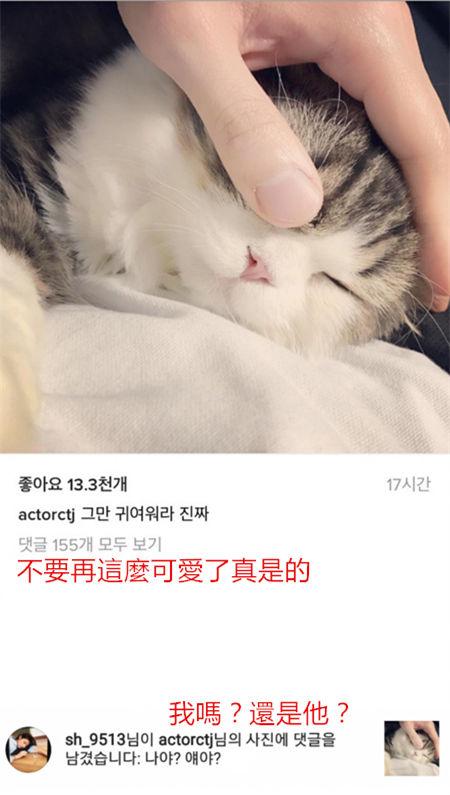 而16日崔泰俊更新與愛貓的照片時,雪炫只是在底下留言「在說他嗎?還是說我」沒想到卻引起不少粉絲留言,揣測她和Zico間的關係