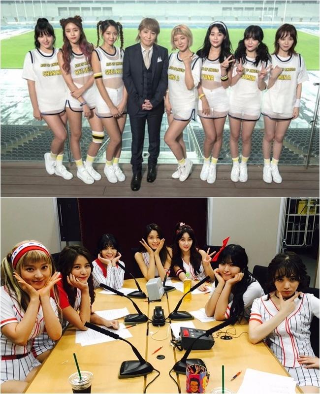 AOA上回才因為日本專輯中草娥假到不行的雙馬尾,和雪炫的編子髮型讓人困惑,連粉絲也想問「是不是對日本女團的形象有誤解」。(至於主打讓人不懂的舉手舞又是另一個故事了…)