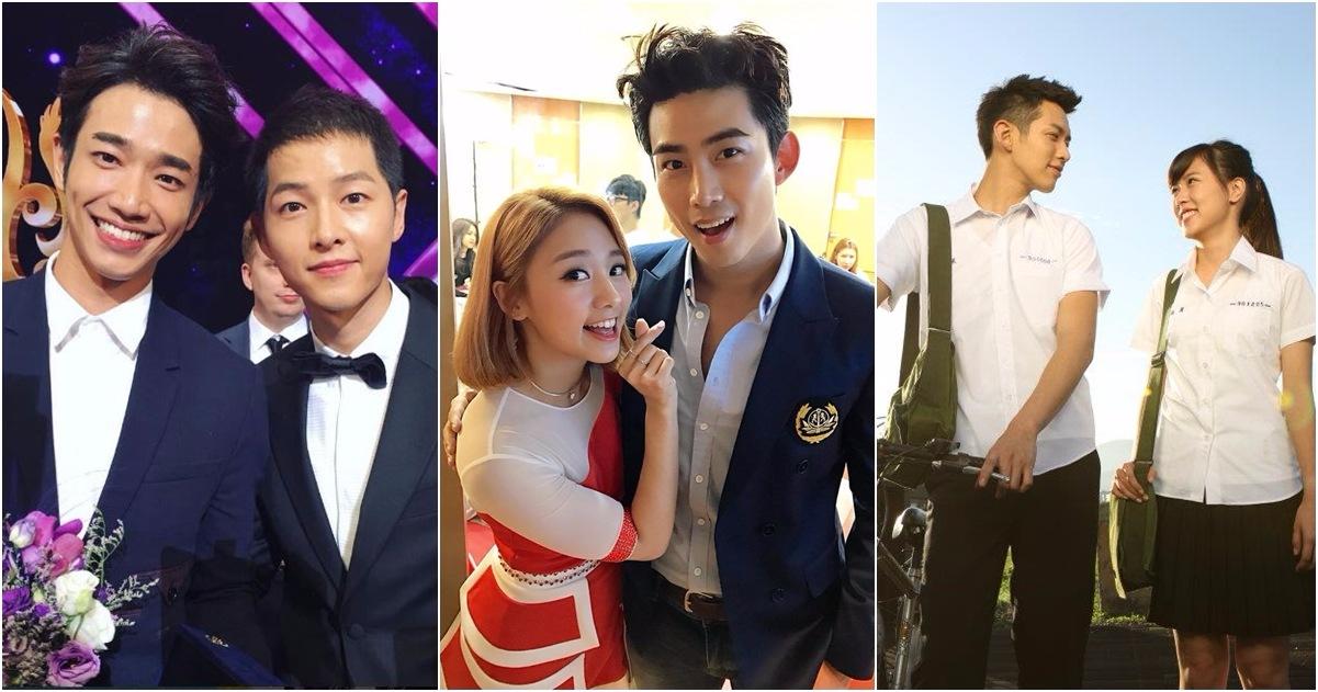 其實不只有台灣吹韓流,最近在韓國演藝圈也颳起了一股「台風」。像是日前在韓國不僅發行單曲,還登上韓國音樂節目打歌的鬼鬼、因為《那些年》、《我的少女時代》而在韓國大紅的柯震東、王大陸都是代表,就連還沒有在韓國正式出道的劉以豪在韓國也有不少死忠粉絲,在他的IG上常可以看到韓國粉絲的留言!