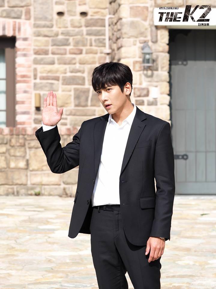 ✿TOP 8 - 池昌旭 電視劇:tvN《The K2》 ➔上升8個名次