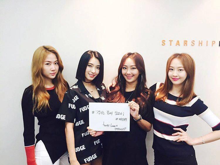 STARSHIP娛樂 總職員:40人 平均年薪:約2663萬元(約台幣72萬) 旗下藝人:SISTAR、宇宙少女、BOYFRIEND、MONSTA X、K.Will