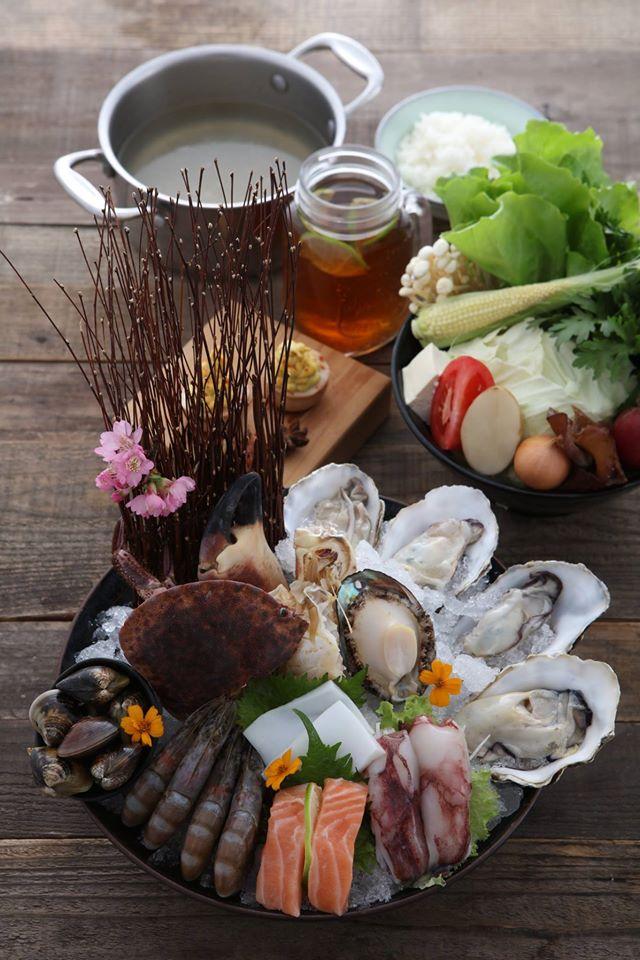 ➤ 主餐選擇 雖然油脂多的很好吃(bigger姊也很難抵抗...),不過也很容易變胖,所以還是盡量選海鮮或低脂肉類。