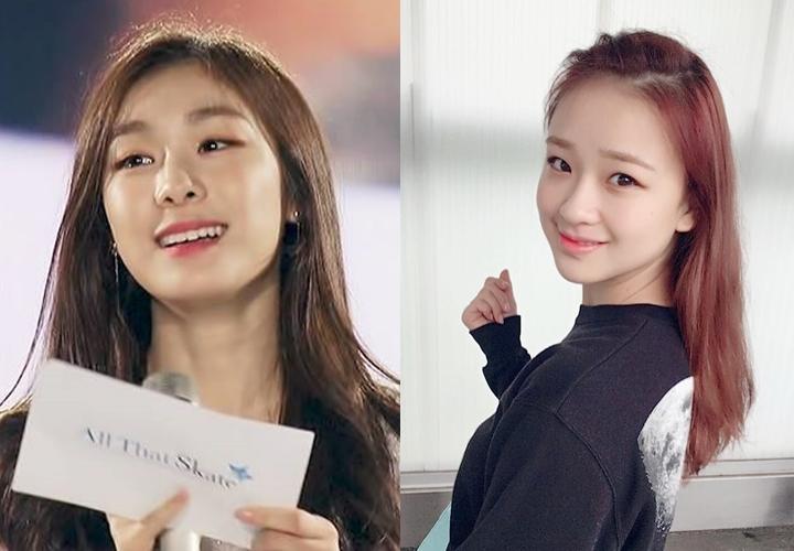 最近韓國吵的很兇的體育界人士就是她們兩個:花式溜冰女王金妍兒、體操精靈孫妍在。