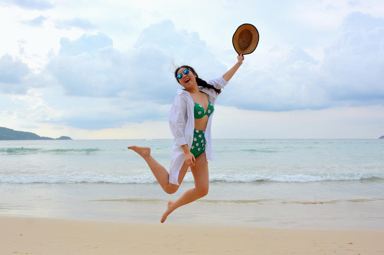「Visa旅遊意向調查」訪問1000名20~49歲,3年內有去海外旅遊的台灣人