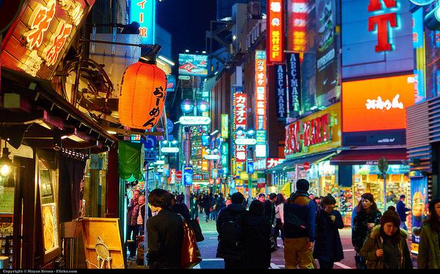 日本也太高票!大家的夢想地也太節制了吧XDDDD