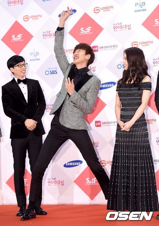 不少粉絲開始猜測亞洲王子光洙的選擇會是誰呢~~~畢竟每次只要有女來賓錄製RM,亞洲王子就成為大家開玩笑的對象阿XDD
