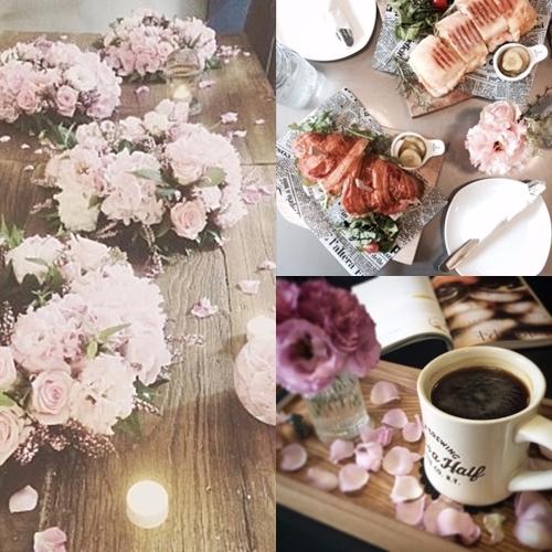 不知道大家還記得前陣子在韓國非常火紅的Florté Flower Cafe嗎? 幾乎是每個韓妞必去的打卡熱門景點呢!