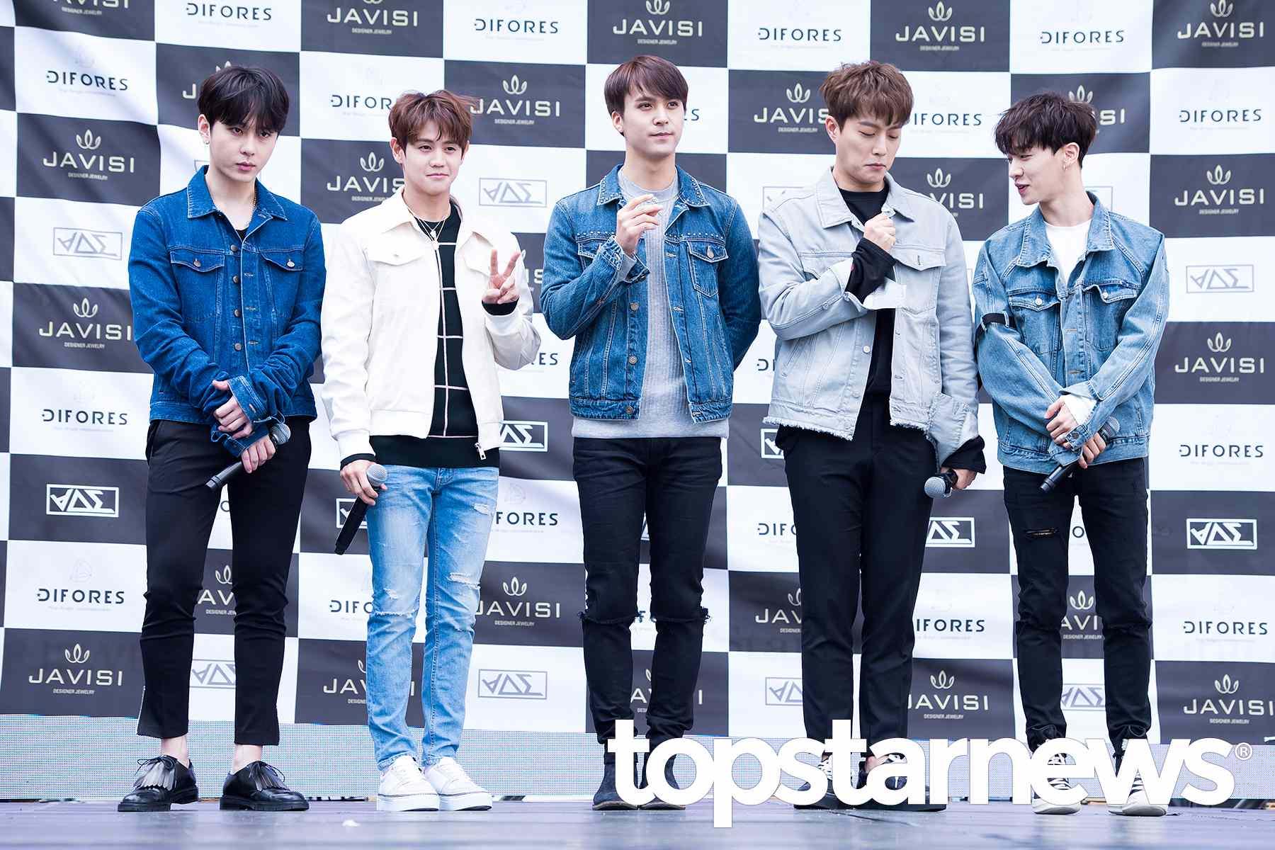 今年10月Beast和Cube娛樂的合約到期後所有成員均未再續約, 最終決定建立個人工作室,并以 Beast經典歌曲「Good Luck」命名工作室。