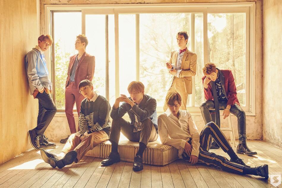 【MAMA 最佳男子團體 入圍名單】 BLOCK B