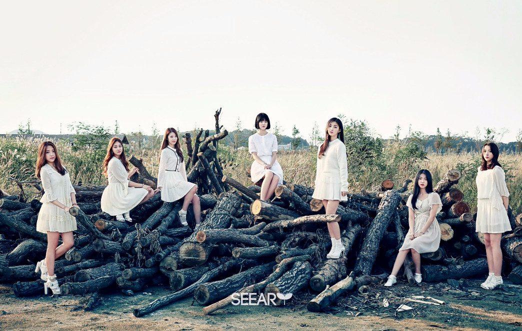 在10月21日該舞蹈團隊首次公開了 由其直接推出的第一支女團SeeArt的集體照片。