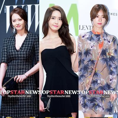 被認為是SM經紀公司旗下的三大美女-高雅羅、潤娥、李沇熹,從此就要三缺一了。
