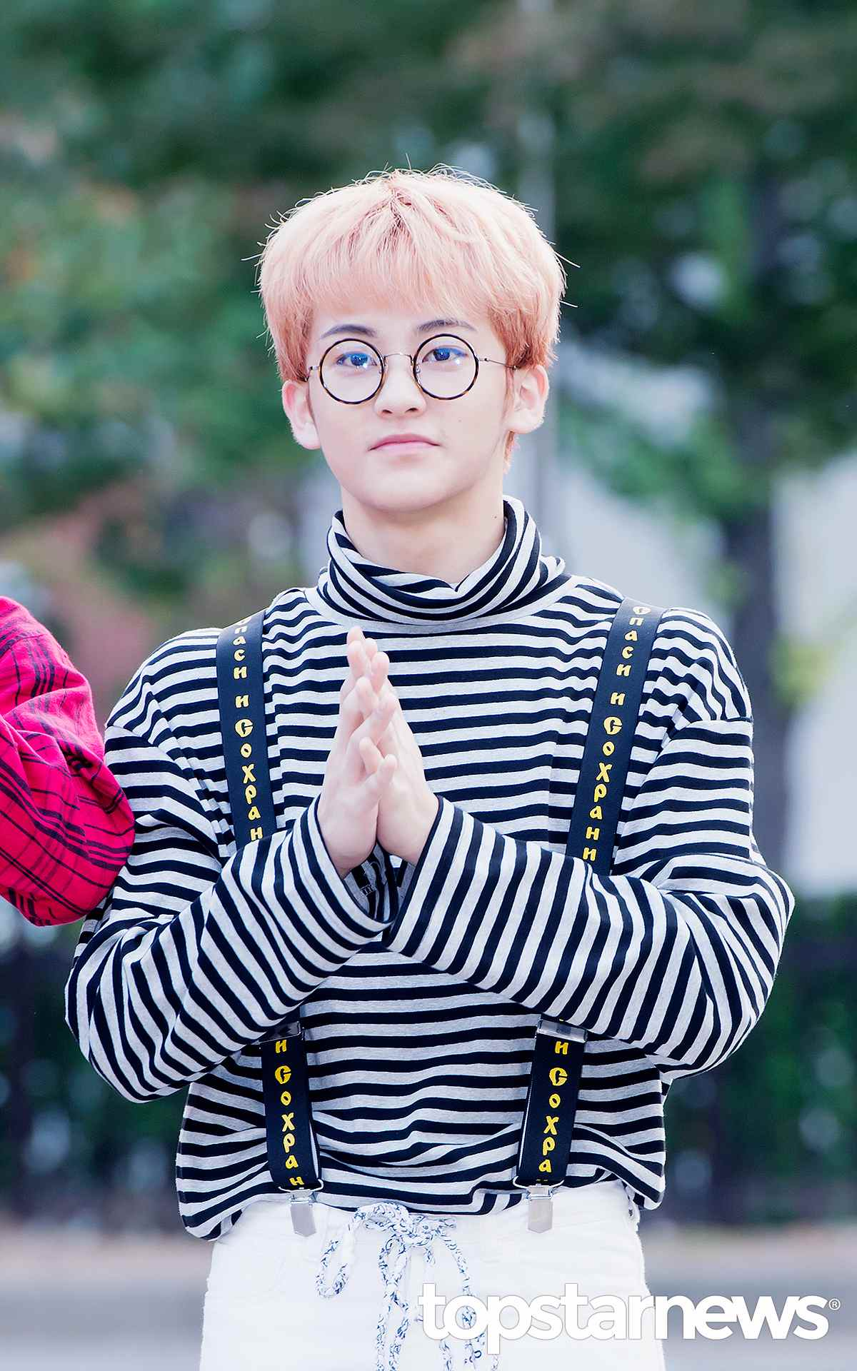 他就是SM今年推出的新男團NCT的成員Mark啦!
