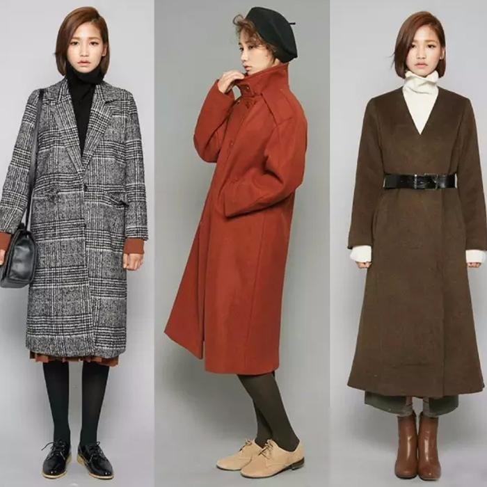 冬季衣櫥,大衣 從來都不會缺席!!!