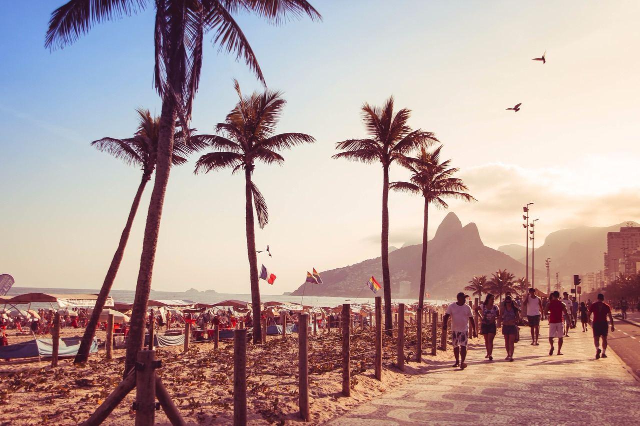 8.里約熱內盧(巴西)