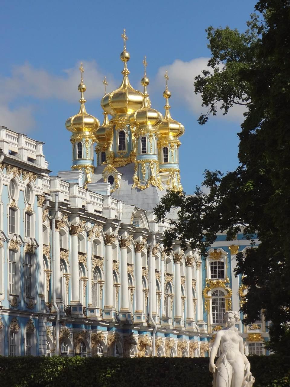 7.聖彼得堡(俄羅斯)