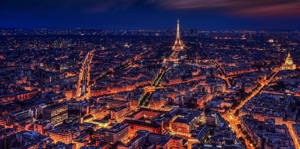 5.巴黎(法國)
