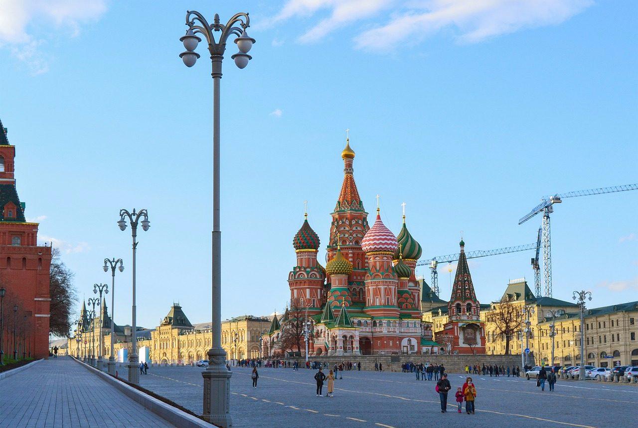 3.莫斯科(俄羅斯)