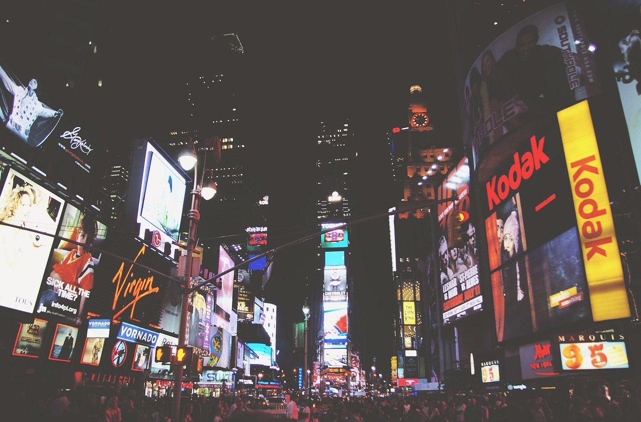 1.紐約(美國)