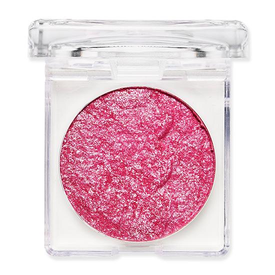 色號PK001  很重的亮片感,是非常閃亮的粉紅色,很像在芭比娃娃身上看到的感覺XDD