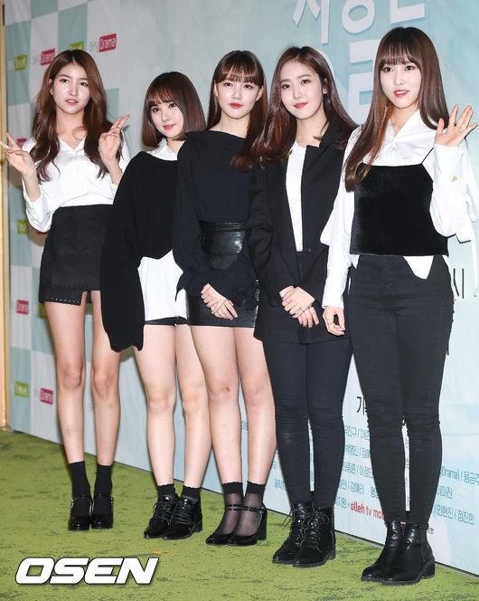 而在前段小女友休息期間,在所有成員都變胖, 當時還被粉絲笑說「由小女友進化成大女友 」 但只有Sowon還是維持原樣。