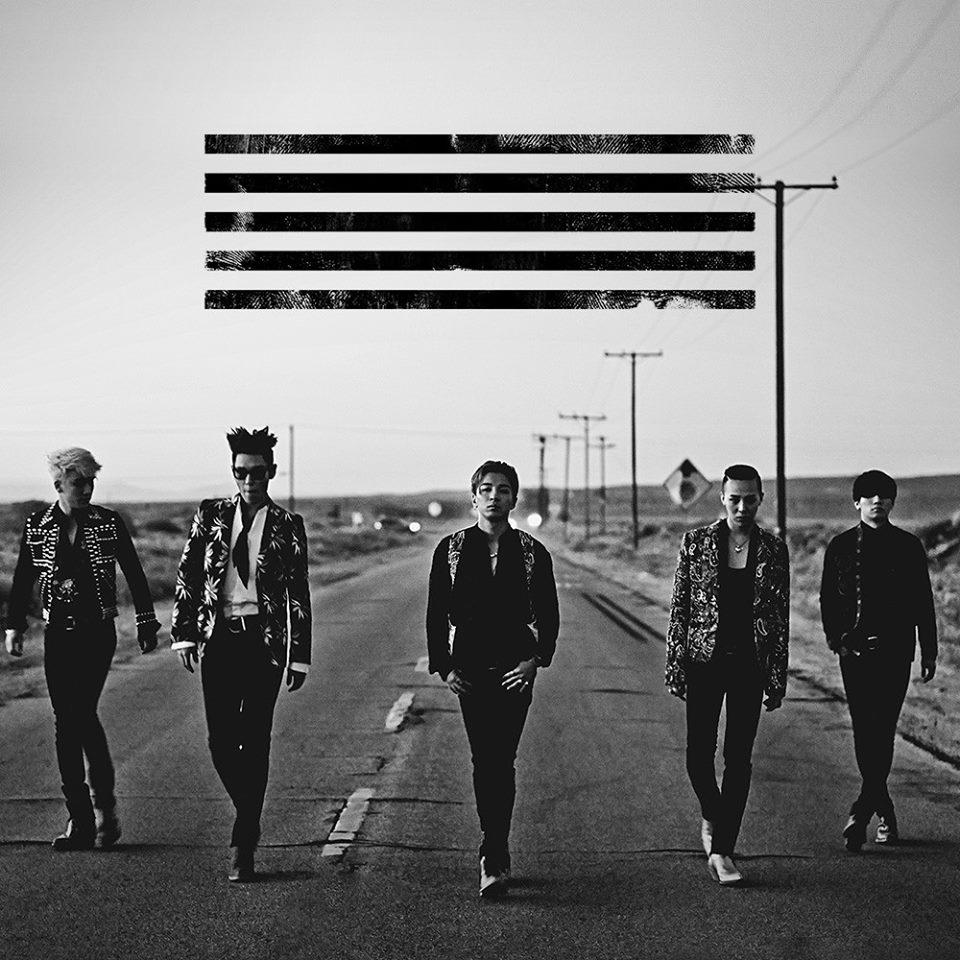 那個團體就是天團 BIGBANG!