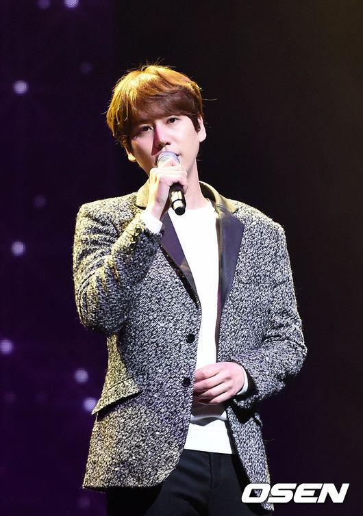 他就是Super Junior 圭賢