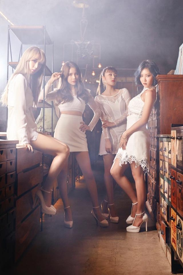 MAMAMOO 頌樂 - LG V20 玟星 - G5 輝人 - Galaxy S7 華莎 -  iPhone7 黑