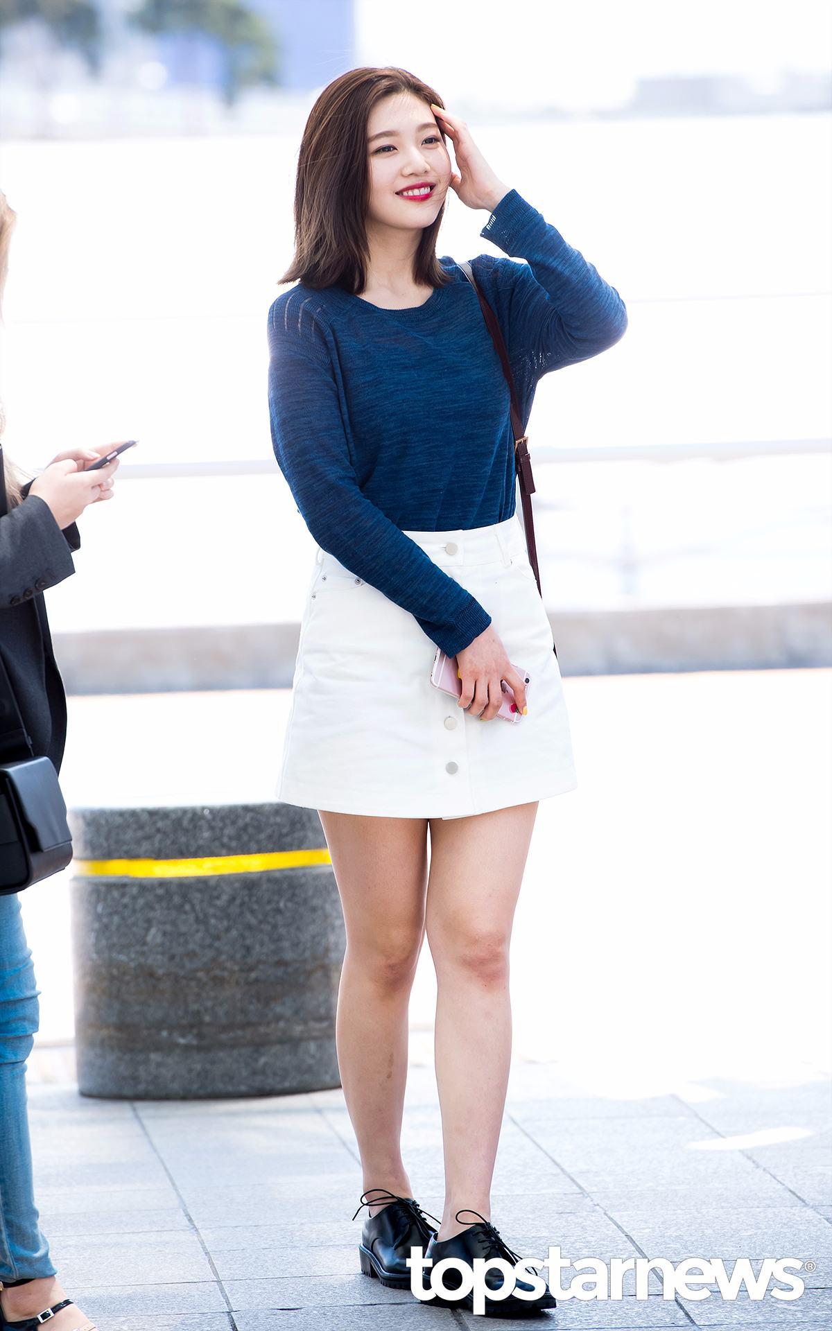 ✽ Red Velvet Joy 肉肉的Joy瘦下來之後越來越漂亮啦~~尤其是最近參加年末典禮的Joy根本氣場全開啊~~