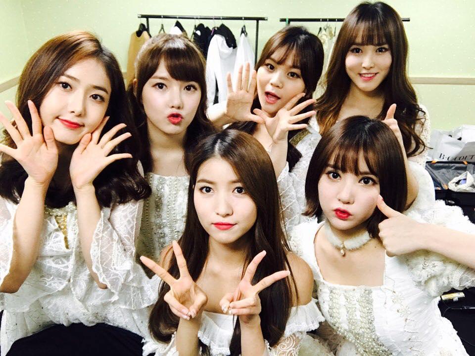 GFRIEND表演時間約13分15秒 *團體特別舞台*SinB特別舞台*Yuju&Eunha合作舞台