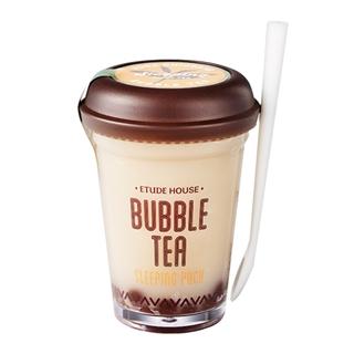 或是珍珠奶茶面膜