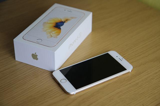 第二名則是iPhone 6S(市佔率有14.53%)