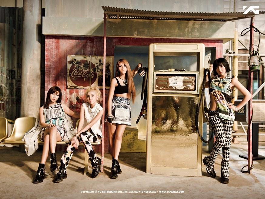 2NE1告別歌曲《Good Bye》將於韓國時間21號0點公開,小編已經準備好一包衛生紙與4人2NE1說Good bye了ㅠㅠㅠ