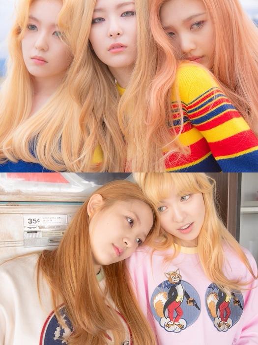 Red Velvet Red Velvet的風格是:活潑、夢幻、魅惑、女性化。 其實貝貝的風格真的很多變 ,每張專輯的風格都不一樣!但這樣也代表貝貝各種風格都能完美消化呢~不過Red Velvet也是因為這樣女飯的比例也比較高呢!