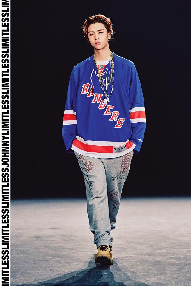 Johnny在2007年透過美國全球徵選而成為練習生的他,在SM娛樂公司當了將近 9 年的練習生,是目前為止練習時間最久的預備藝人,終於以NCT的組合出道了,真的很替他高興!!!