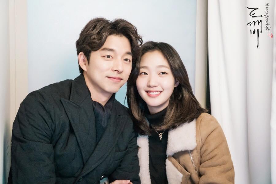 ✽第1位 — tvN《鬼怪》 →喜好度12.6% →上升2位 鬼怪不管是內容還是演員的演技都可以稱得上是小編的人生必追韓劇之一啊!