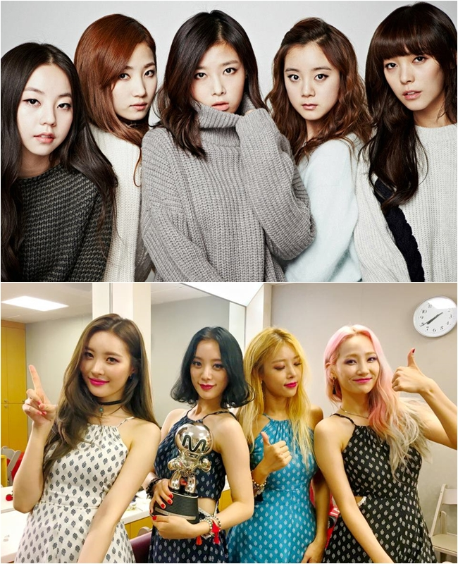 而Wonder girls也將在2月10日發行最後一次的單曲,感謝十年來陪伴著她們的粉絲ㅠㅠ