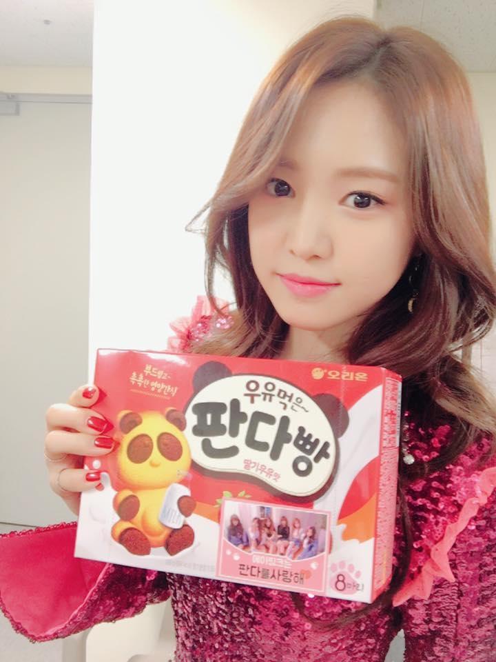 3位  TWICE 子瑜10.46% 2位 Red Velvet IRENE 10.59% 1位  Apink 孫娜恩19.37%