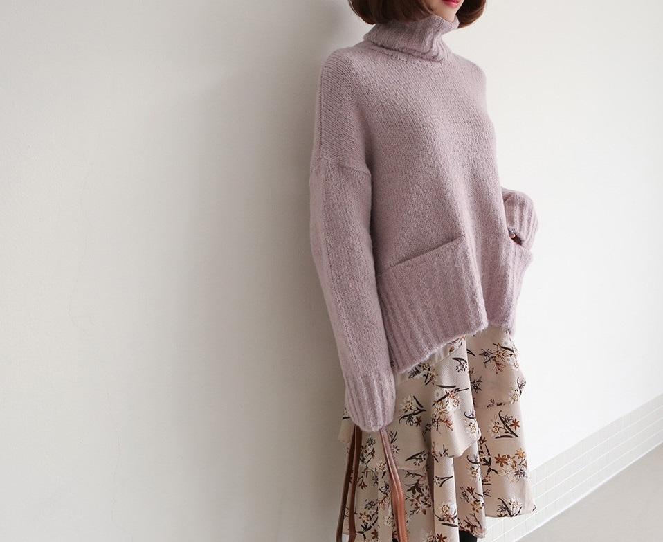 紫色的穿搭不僅可以提亮膚色,而且還能增加桃花運哦!