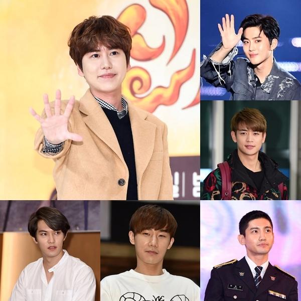 圭LINE 成員有: 圭賢(Super Junior)、 最强昌珉(東方神起)、 珉豪(SHINee)、 李宗泫(C.N.Blue)、金聖圭(INFINITE)、SuHo(EXO) LINE的始祖嗎?算是LINE中最有名的了! 要加入圭LINE得熱愛紅酒,遊戲和漫畫,重點是要和圭賢玩得好ㅋㅋ