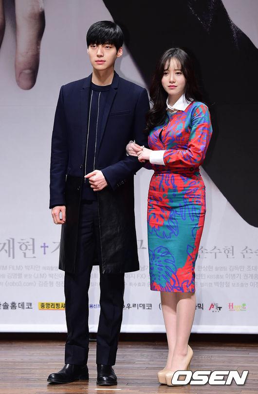 原因2 兩人通過韓劇《吸血鬼醫生》認識後,識破對方其實是吸血鬼的身分,最後互相喜歡上彼此。